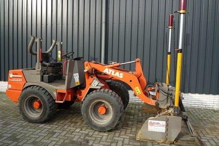 3-tons shovel