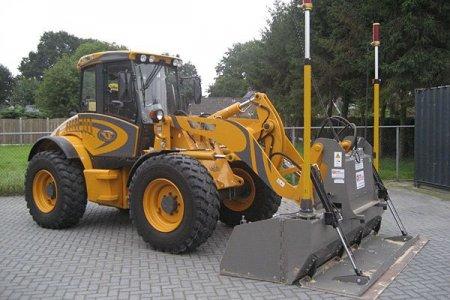 9-tons shovel